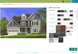 Designing A Floor Plan Colors Color Tool Rendering House