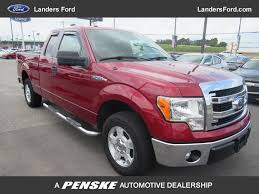 2013 Used Ford F-150 2WD SuperCab 145