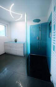 badezimmer traum in blau bautrends ch