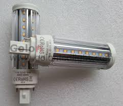 11w led bulb replace g24 26w gx24q gx24d g23 e27 base 20pcs lot