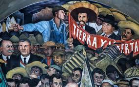 David Alfaro Siqueiros Murales by Murales Y Muralistas Mexicanos Barriozona Magazine