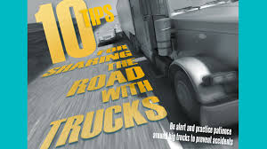 Semi Truck Accidents - 10 Tips For Sharing The Road With Truck ... The Dos And Donts Of Driving Near Heavy Haul Trucks Trucking Toll Driver Reviver Group Providing Global Logistics Respect The Rig Commercial Status Transportation Essential Safety Tips For Ipdent Truck Important All Consuming Selfdriving Are Going To Hit Us Like A Humandriven Gregs Automotive Services Plymouth Wellness Eh Lynn Industries Inc Back School Bus Howard Blau Law Vehicle Drivers Infographic