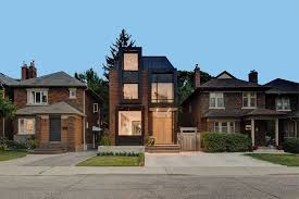 100 Contemporary Houses NY House Bringing A Dash Of New York Into A Modern Toronto Home