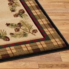 Realtree Floor Mats Blue by Floor Black Bear Rugs Nature Themed Area Rugs Rustic Rugs