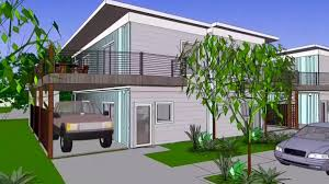 100 Container Homes Texas Shipping Community Planned For Collin County