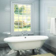 Luxury 72 Inch Large Clawfoot Tub With Vintage Tub Design In White ... Choosing A Shower Curtain For Your Clawfoot Tub Kingston Brass Standalone Bathtubs That We Know Youve Been Dreaming About Best Bathroom Design Ideas With Fresh Shades Of Colorful Tubs Impressive Traditional Style And 25 Your Decorating Small For Bathrooms Excellent I 9 Ways To With Bathr 3374 Clawfoot Tub Stock Photo Image Crown 2367914