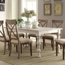 John Widdicomb J Stuart Clingman Mid Century Dining Room Rheistpluscom Simple Farm Table Mixed Chairs Home