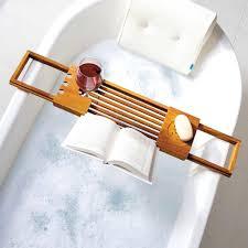 Bamboo Bath Caddy Nz by Interior Bathtub Caddy Lawratchet Com