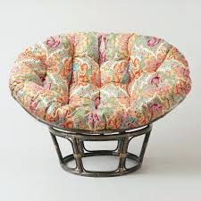 papasan chair cushion cover amazon couch weight limit covers diy
