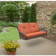 Premium Poly Patios Complaints by Better Homes And Garden Azalea Ridge 2 Person Outdoor Swing