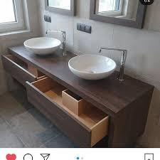 rrdesignmobel rezac badezimmermöbel in dunkler