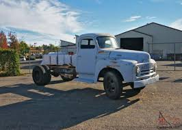 1951 International L-150 Series 2 Ton Dually Truck