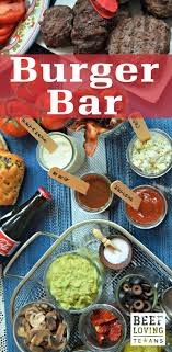 Best 25+ Burger Bar Ideas On Pinterest | Burger Party, Burger Bar ... Burger Bar Tgi Fridays Review Fat Guys Brings Thunder Sweet Caroline Gourmet Burgers Bar And 30 Hot New Burgers For Labor Day Weekend Deluxe Dog Toppings Schwans Top 10 Toppings Posts On Facebook Anatomy Of A Handcrafted 5280 For Hamburgers Dinners Losing Weight Drafts Opens With Concepts In Ding Dishing Park 395 Best Recipes Dogs Images Pinterest Just The Way He Likes It A Fathers Cheeseburger Peanut Our Menu Fuddruckers