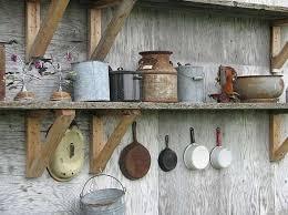 Vintage Kitchen Decor Displaying Your Favorites