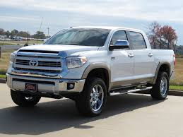 100 Truck Accessories Longview Tx PreOwned 2015 Toyota Tundra 4WD 1794 Crew Cab In