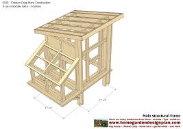 Ana White Diy Shed by Chicken Coop Dimensions 3 Ana White Chicken Coop Run For Shed Coop