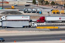 100 Trucking Companies In Las Vegas Spaghetti Bowl Freeway Ramp In Closed Until April