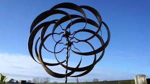 garden wind spinners youtube