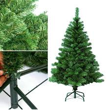 Christmas Tree 6ft Ebay by 5ft 6ft 7ft 8ft Pine Christmas Tree With Metal Stand Xmas Party