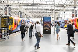 "JCDecaux Launches London Waterloo Channel With Premium 80"" Digital ... Ldon Waterloo Station Stock Photos Hounslow Loop Glp Hampton Railway Station Wikipedia South Trains Tfl Train Reforms 2016 Cosy 2 Bedrooms In Barnes Little Chelsea 20 Minutes To Captain Wolf Sam 55 Youtube Bridge 27 November 1999 Savills Road Sw13 0nb Property Rent Jcdecaux Launches Channel With Premium 80 Digital Chiswick"