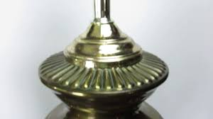 Stiffel Table Lamps Vintage by Stiffel Table Lamps Youtube