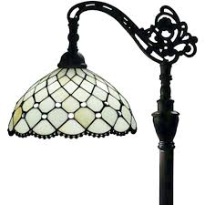 Home Depot Tiffany Floor Lamps by Amora Lighting 62 In Tiffany Style Floor Lamp With Adjustable