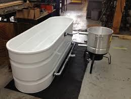 a collapsible tub to take on your next adventure idealog