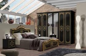 schlafzimmer set 4 tlg mit siebdruck im kopfteil
