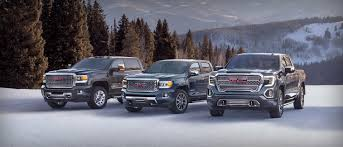 2019 GMC Truck Lineup | Vail Buick GMC | Bedford Hills, NY