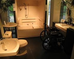 Handicap Accessible Bathroom Design Ideas by Handicap Accessible Bathroom Designs Pictures On Fabulous Home