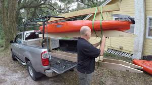 Kayak Rack - YouTube Thule Kayak Rack For Honda Fit Best Truck Resource Pickup Racks Does Anyone Else Haul A Kayak Toyota Tundra Forum Custom Alinum A Chevy Ryderracks Autoloader Xv Trucks Atamu Bed Accsories Tool Boxes Liners Rails Canoe Loader And Rack Archives Sweet Canoe Stuff 46 Fancy Autostrach Learn How To Transport Rented