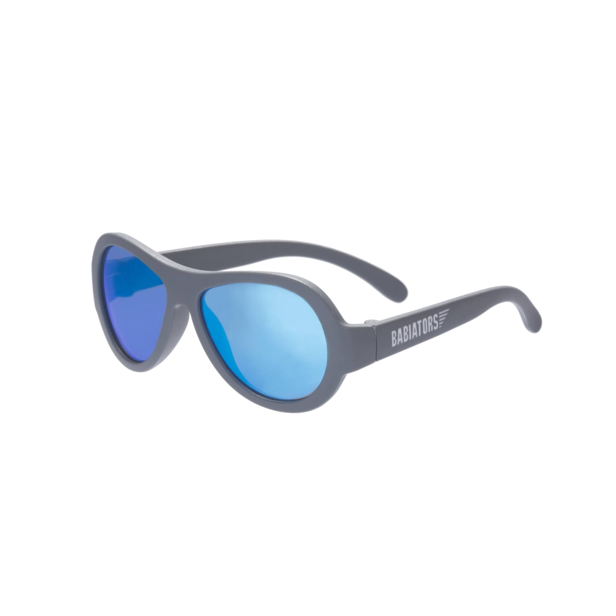 Babiators Original Aviator Sunglasses: Blue Steel Junior