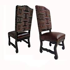 Amazon.com - Southwestern Inspired Elegant Dining Chair With Pine ...