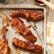 CountryStyle Grilled Ribs Recipe Taste Of Home
