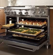 cuisine gaz cuisinière à gaz zgp484ngrss monogram