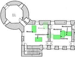 Chateau Floor Plans Château Floor Plan Great War Spearhead