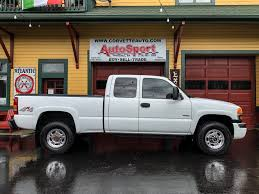 2003 Used GMC Sierra 2500HD Ext. Cab 4WD At WeBe Autos Serving Long ...