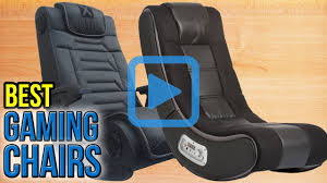 Back Jack Chair Ebay by Top 9 Gaming Chairs Of 2017 Video Review