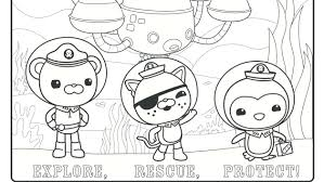 Awesome Collection Of Disney Jr Coloring Pages About Free Download