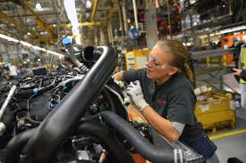 Ford Adds 1,550 Jobs Due To Rising 2015 F-150 Demand - Autoevolution Michigan Supplier Fire Idles 4000 At Ford Truck Plant In Dearborn Tops Resurgent Us Car Industry 2013 Sales Results Show The Could Reopen Two Plants Next Friday F150 Chassis Go Through Assembly Fords Video Inside Resigned To See How The 2015 F Announces Plan To Cut Production Save Costs Photos And Ripping Up History Truck Doors For Allnew Await Takes Costly Gamble On Launch Of Its Pickup Toledo Blade Plant Vision Sustainable Manufacturing Restarts Production
