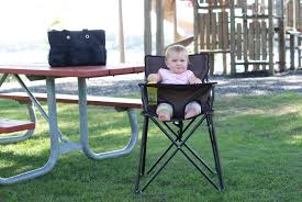 100 Travel High Chair Ciao Baby Portable BabyBoxLab