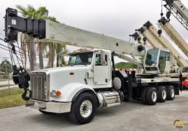 100 Boom Truck National NBT50 50Ton Crane For Sale S Material
