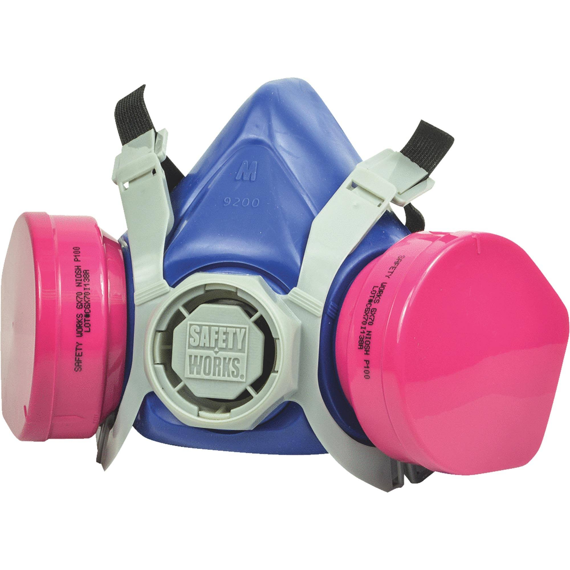 Safety Works 00319 Toxic Dust Respirator