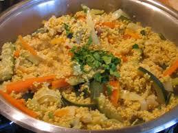 cuisiner legumes risotto de millet aux légumes risotto vegan