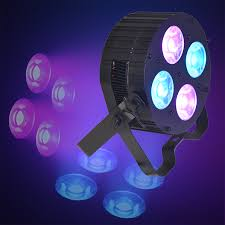 Famous Stages Church Gear LED Theater Lights