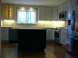 impressive lights kitchen cabinets pertaining home decor