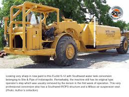 Picture Of An Euclid S-12 Converted To A Water Tanker. Unusually ... Euclid R20 Haul Truck Item H6142 Sold May 29 Constructi R130 Dump Truck 1991 3d Model Hum3d Wikipedia 96fd Terex Pinterest Earth Moving Cstruction Classic 1940s R24 And Nw Eeering Crane Blackwood Hodge Memories Euclid Trailer Suspension Parts By Westside Center Heavy Equipment I Would Say That Is A Big Rig Wwwbatsbisyardcom Bat Houses 1993 R35 Off Road End Dump B2115 Lime Green S7 Scraper Equipment
