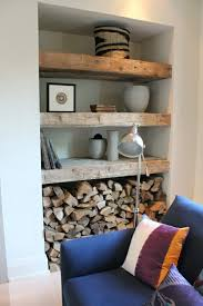 brennholzlagerung zu hause stilvolle und originelle