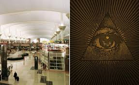 Denver Airport Murals Conspiracy Theory by The Illuminati Photos History U0027s Greatest Hoaxes And Most