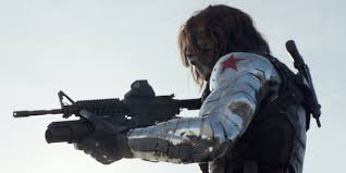 Whats Going On With Buckys Arm In Captain America Civil War